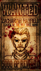 | Let's Be Legendary | Wanted: Zachariah Hayfield