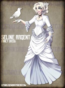 | Let's Be Legendary | Concept | Fancy Seline