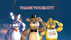Thank You Scott!