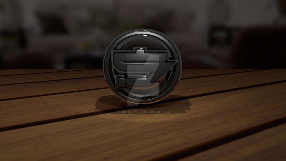 High Definition Logo by SsenyNetwork