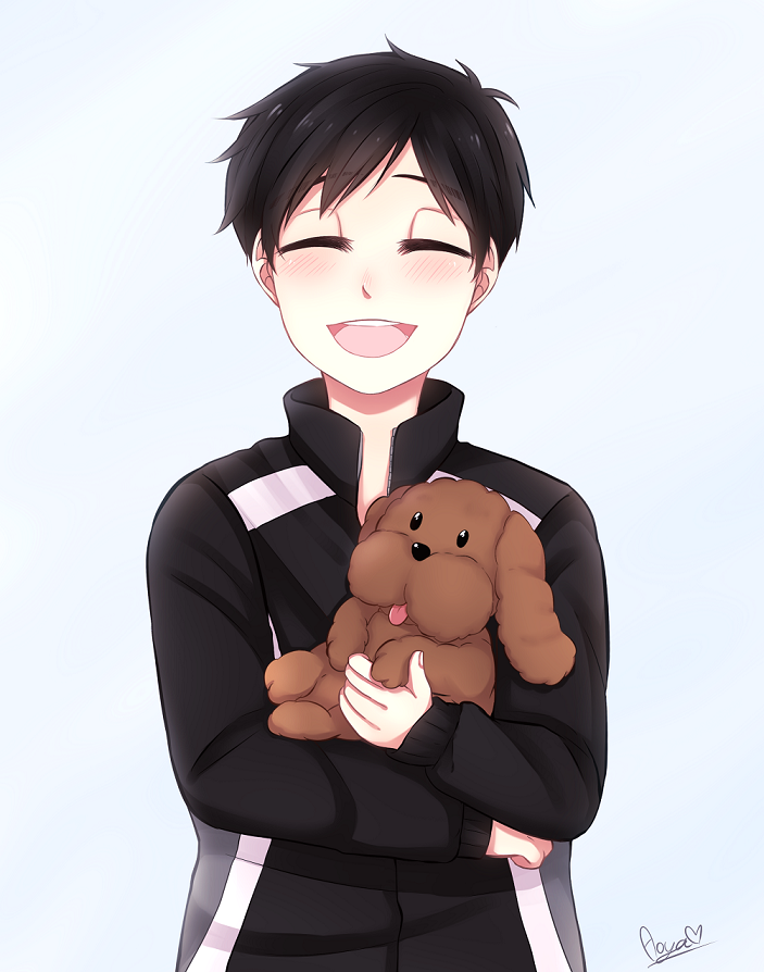 [Fanart] Little Yuri by askaoy