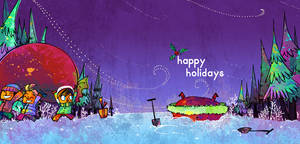 Happy Holidays by jingster
