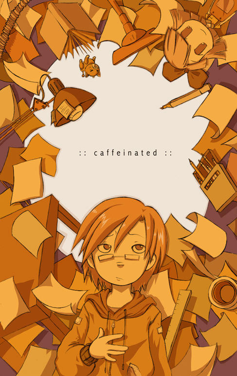 :: Caffeinated :: by jingster