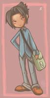 Funky Sasuke