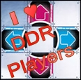 I heart DDR Players by michelled85