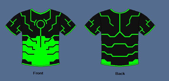 Upgrade Tshirt by apaskins1991