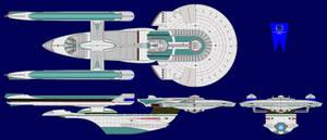 Bletchley Class Heavy Cruiser