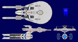 Montanna Class Battlecruiser