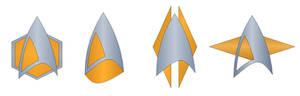 Star Trek Badge Designs 2