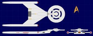 Crossfield Class (Cannon Timeline)
