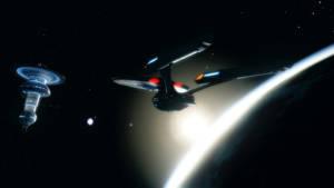 Spacedock Approch