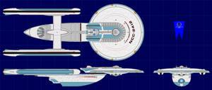 North Carolina Class Battlecruiser (UPDATED)
