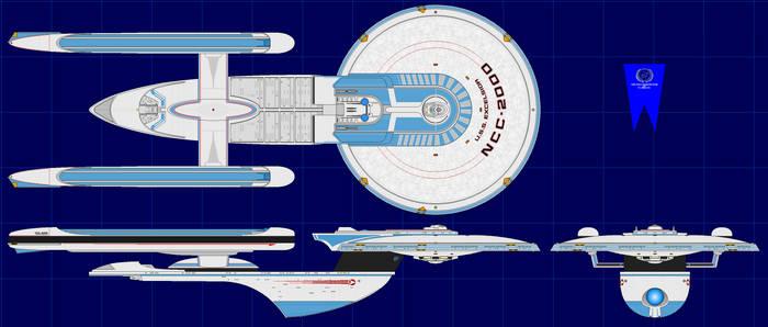 Excelsior Class Battlecriuser (UPDATED AGAIN)
