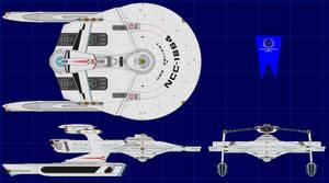 Miranda Class (USS Reliant)