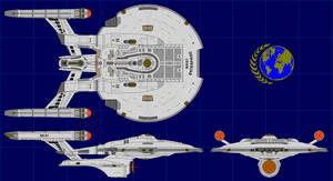 NX Class Cruiser Refit
