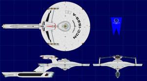 Hermes Class Destroyer Refit