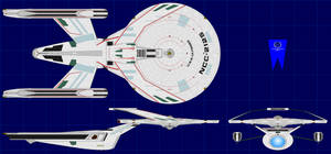 Ulysses Class Dreadnaught