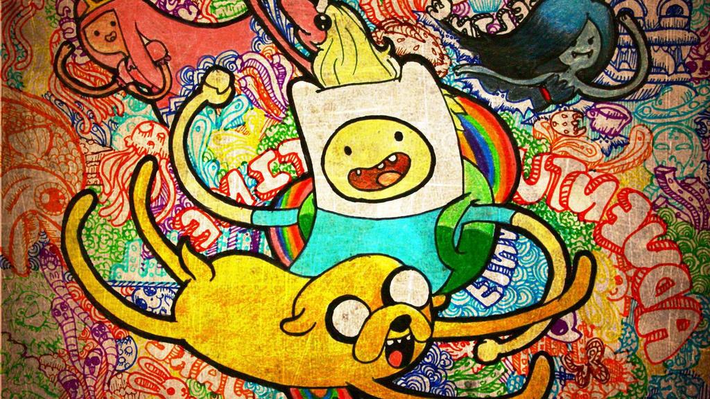 Adventure-time-wallpaper-10 by aliceos on DeviantArt