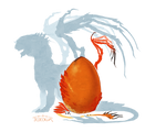 Fire and Shadow - EGG-auction |CLOSED|