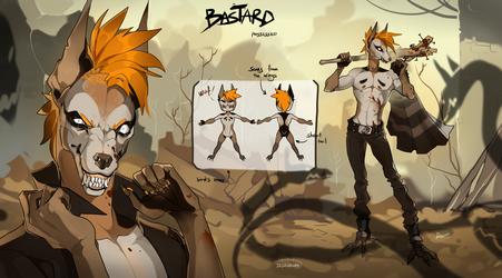 BASTARD - auction |CLOSED|