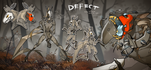 Defect - auction |CLOSED|