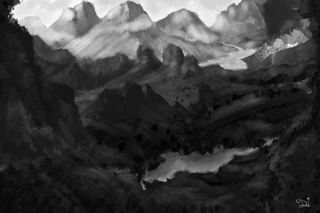 Landscape 7 by riddleman