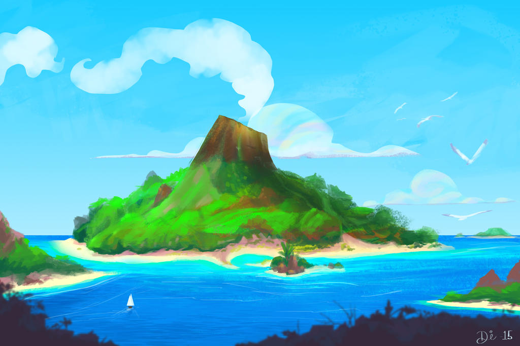 Island by riddleman