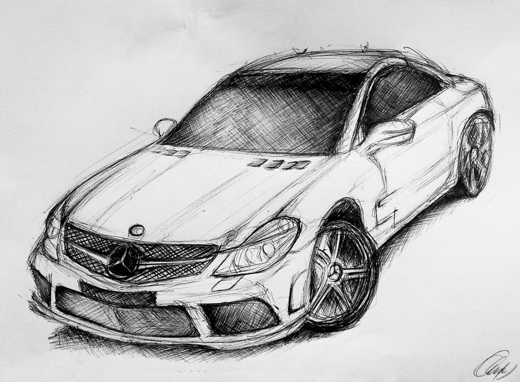 First Car Drawing By Celmiro On DeviantArt