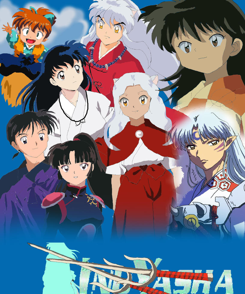 inuyasha movie five by ayeletv on deviantart