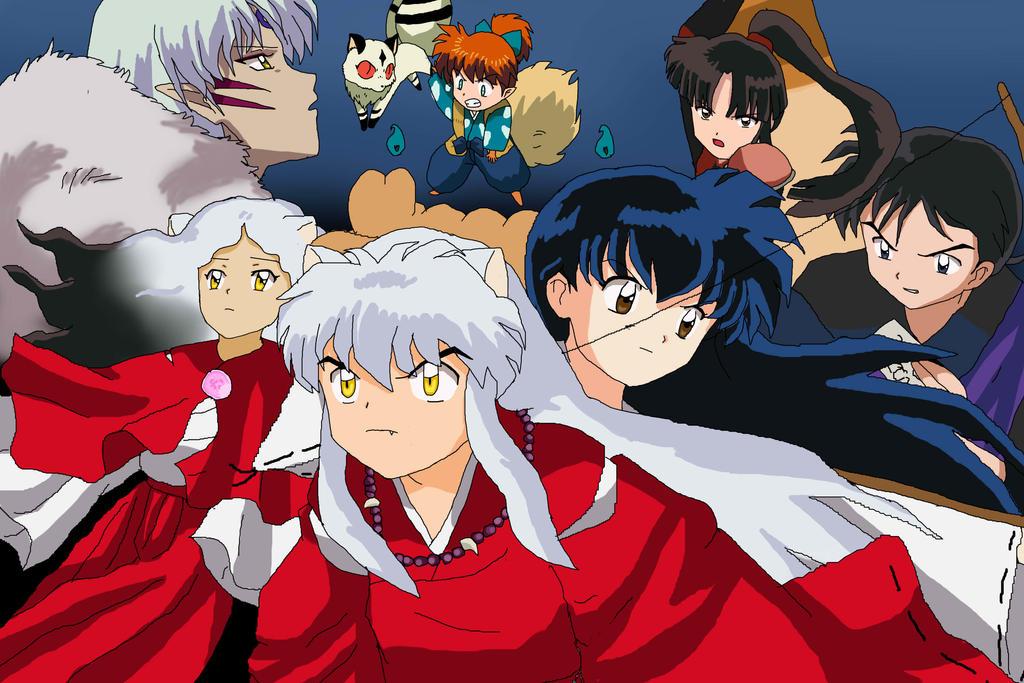 Inuyaha movie five