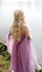 Game of Thrones: Daenerys Targaryen by nocturnal-blossom