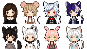 Icon Batch4 by poumei
