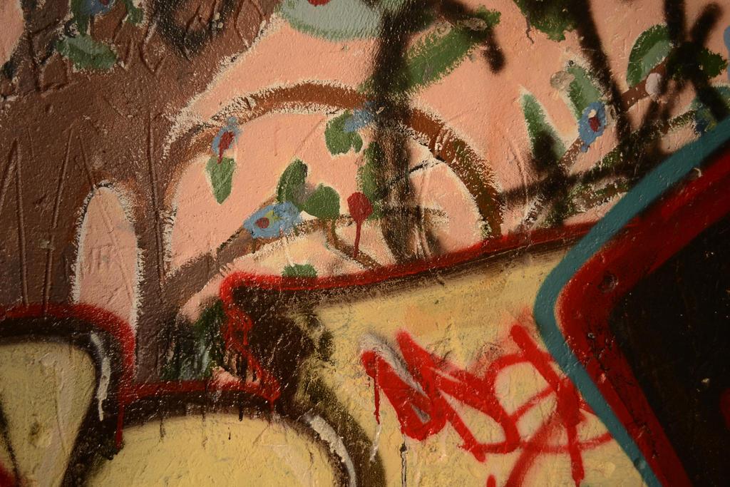 Some grafitti by cynodelic
