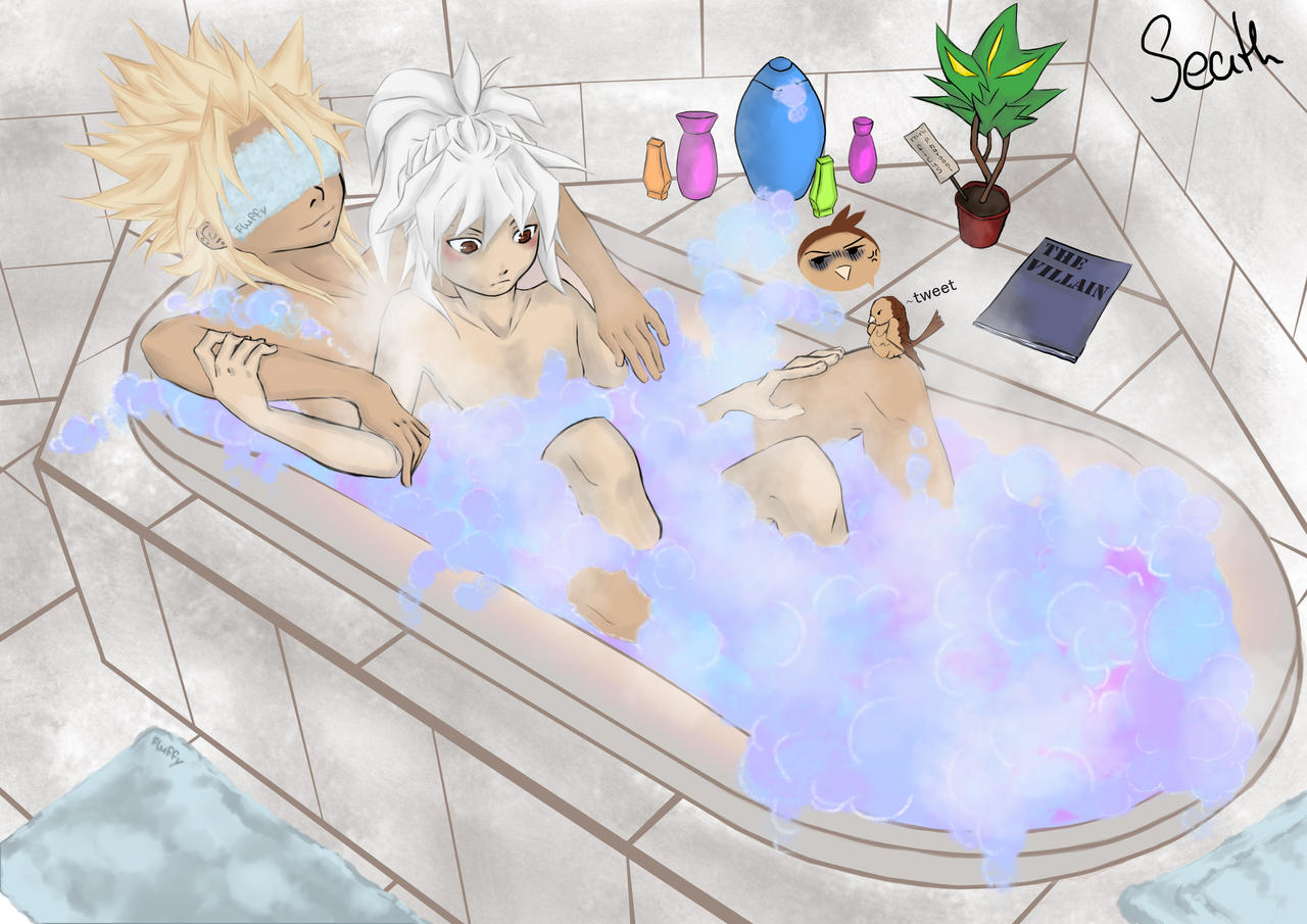bathing hours by Nanemia