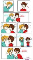 Beso robado- ArgxChile