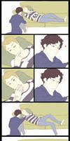 while you sleep I observe