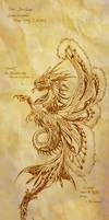 Odd Creatures - Draco Flutteri