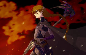 Gundam Wing - Black Mage by BlackChaotic