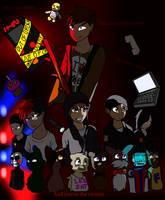 {FNAF The Musical} by DerpymuffinArtist