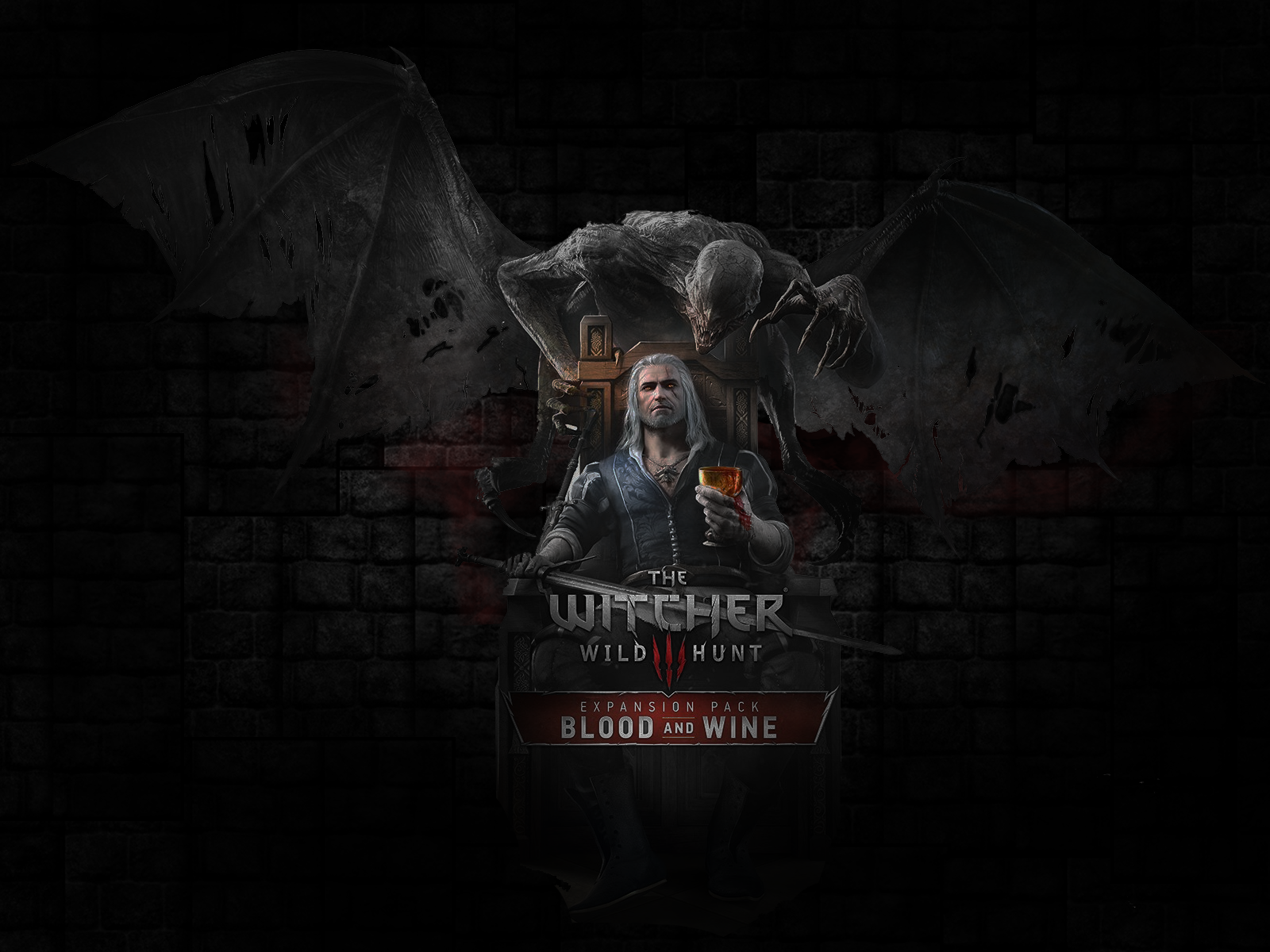 Witcher 3 Blood And Wine Wallpaper 1600x1200 By Sk1pter On Deviantart