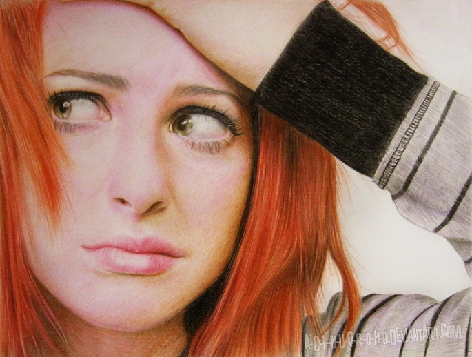 Hayley Williams - Paramore by A-D-I--N-U-G-R-O-H-O