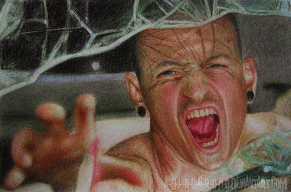 Dead By Sunrise - Chester Bennington by A-D-I--N-U-G-R-O-H-O