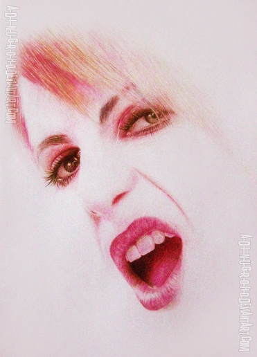 hayley williams by A-D-I--N-U-G-R-O-H-O