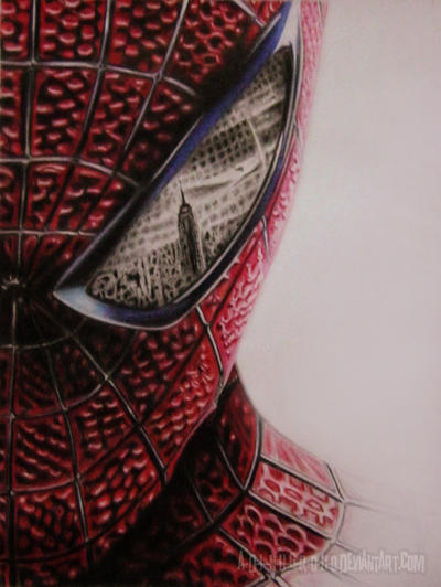 The Amazing Spider-Man by A-D-I--N-U-G-R-O-H-O