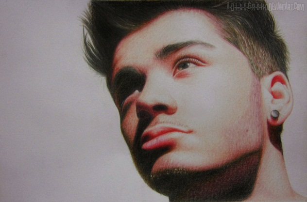 Zayn Malik - One Direction by A-D-I--N-U-G-R-O-H-O