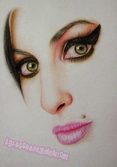 Amy Winehouse by A-D-I--N-U-G-R-O-H-O