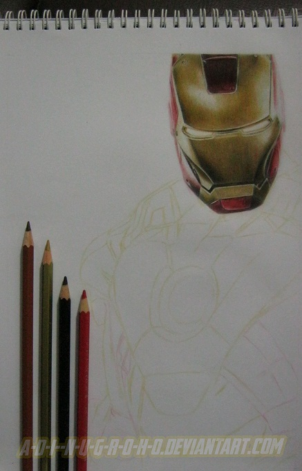 Iron Man 3 WIP 2 by A-D-I--N-U-G-R-O-H-O