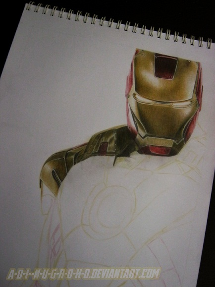 Iron Man 3 WIP 3 by A-D-I--N-U-G-R-O-H-O