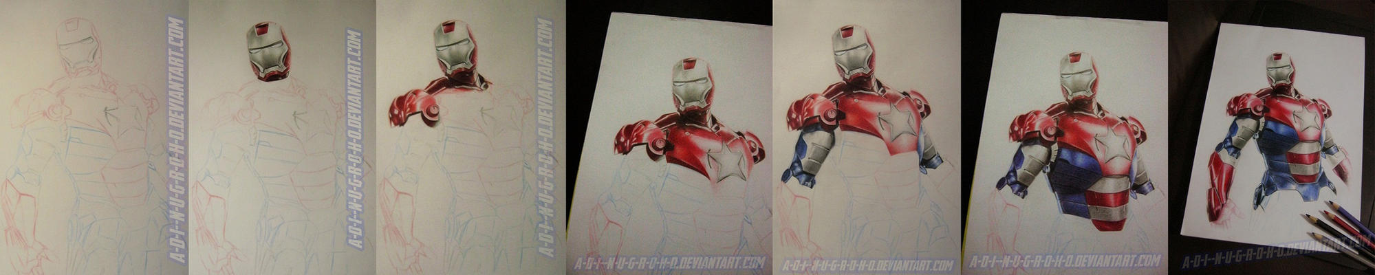 Iron America Work In Progress by A-D-I--N-U-G-R-O-H-O