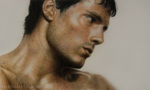 Henry Cavill Immortals by im-sorry-thx-all-bye